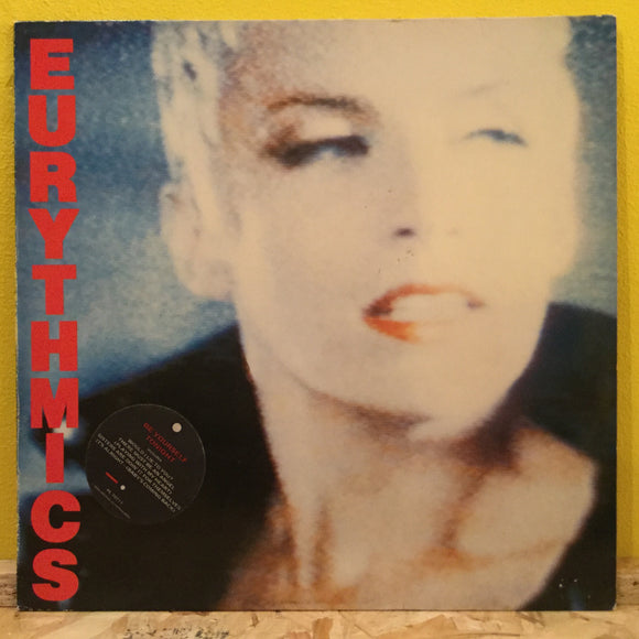 Eurythmics - Be Yourself Tonight - LP - synth pop