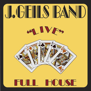 "J.Giles Band - ""Live"" Full House - LP - rock"