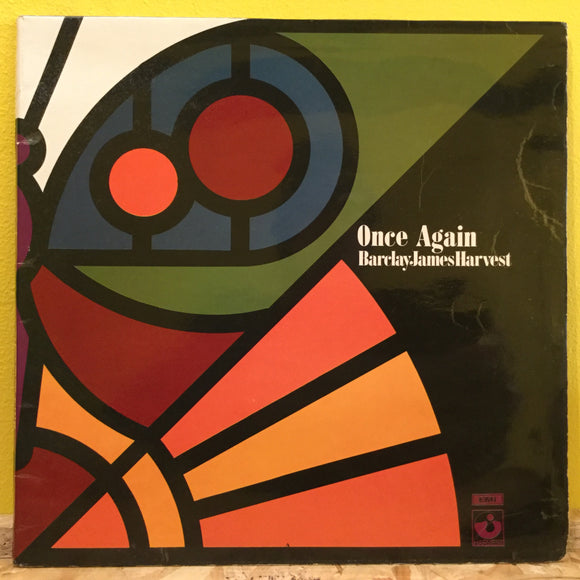 Barclay James Harvest - Once Again - LP - prog rock