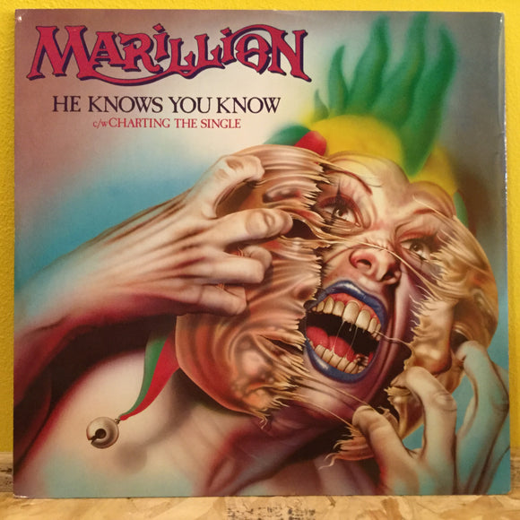 Marillion He Knows You Know - 12