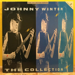 Johnny Winter - The Collection - LP - Country Blues