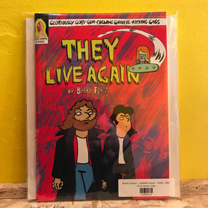 Elsewhere Comics - They Live Again - Artist: Barry Flynn