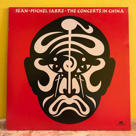 Jean Michel Jarre - The Concerts In China - LP - minimal (ambient)