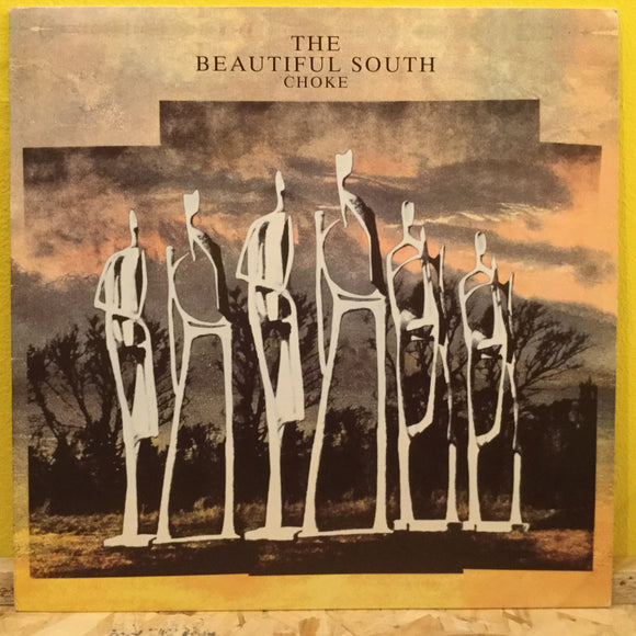 The Beautiful South - Choke - LP - indie