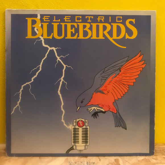 Electric Bluebirds - Electric Bluebirds - LP - folk