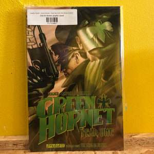 Graphic Novel - Green Hornet - Year One: The Sting of Justice - (Vol 1)