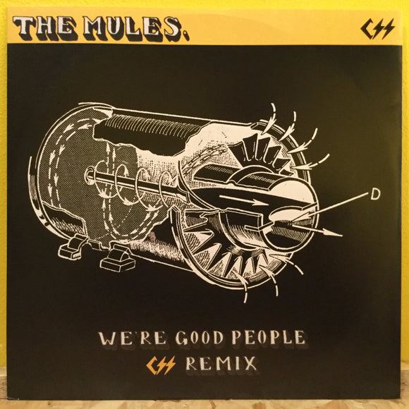 The Mules - We're Good People - 12