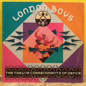 London Boys - The 12.. - LP - electronic