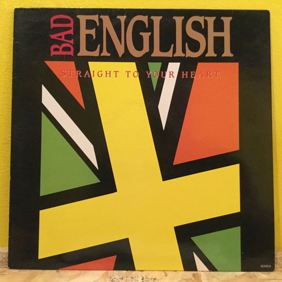 Bad English - Straight to your Heart - 12