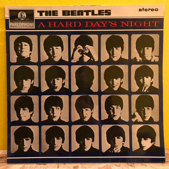 The Beatles - A Hard Day's Night - 1964 LP