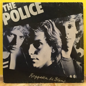 The Police - Reggatta de Blanc - LP - new wave
