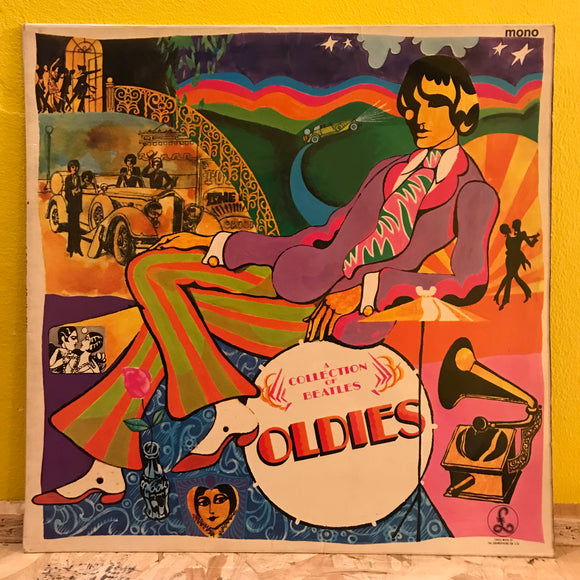 A Collection of Beatles Oldies - 1966 LP - pop rock