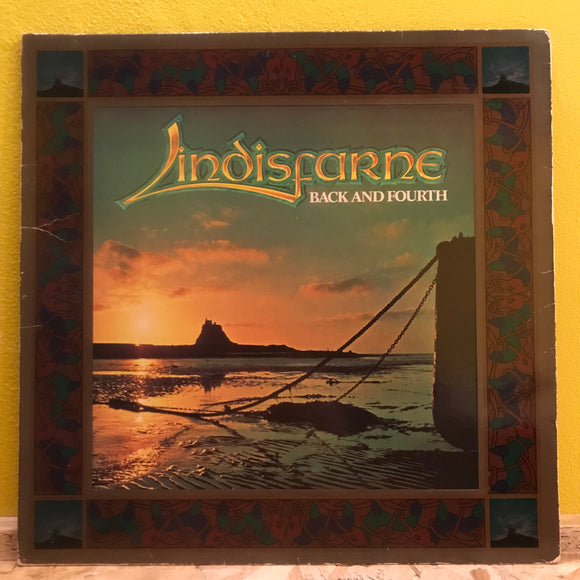 Lindisfarne - Back and Fourth - LP - folk rock
