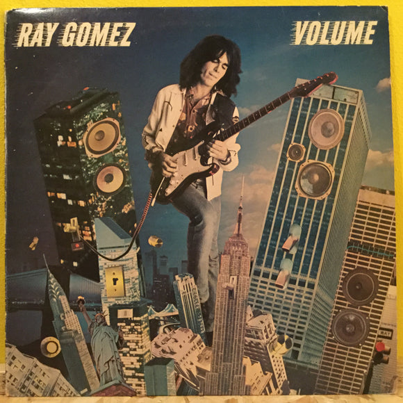 Ray Gomez - Volume - LP - rock