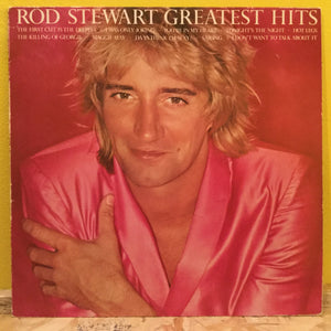 Rod Stewart - Greatest Hits - LP - pop