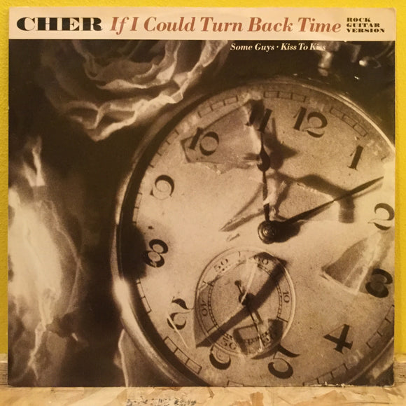 Cher - If I could Turn Back Time - 12