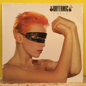 Eurythmics - Touch - LP - synth pop