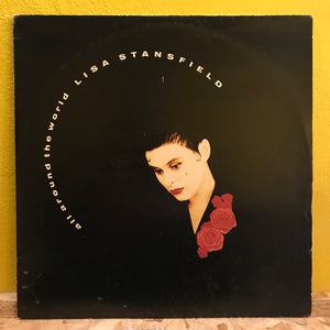 "Lisa Stansfield - All around the World - 12""single - Electronic"