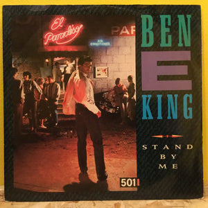 "Ben King - Stand By Me - 12""single - Funk / Soul"
