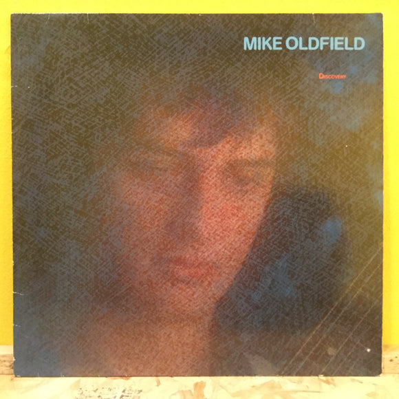 Mike Oldfield - Discovery - LP - Rock