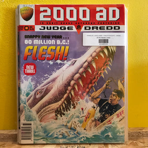 2000AD_eal - comics combo - issues 973/974/975 - 2000AD