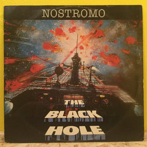 "Nostromo - The Black Hole - 12"" single - disco"