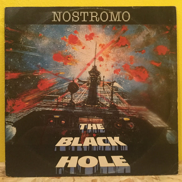 Nostromo - The Black Hole - 12
