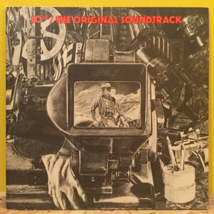 10cc - The Original Soundtrack - LP - rock