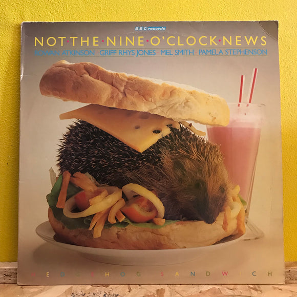 NTNOCN - Hedgehog Sandwich - LP - comedy
