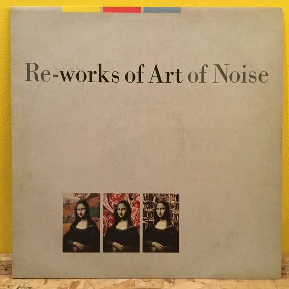 Art of Noise - Reworks of...- LP - synth pop