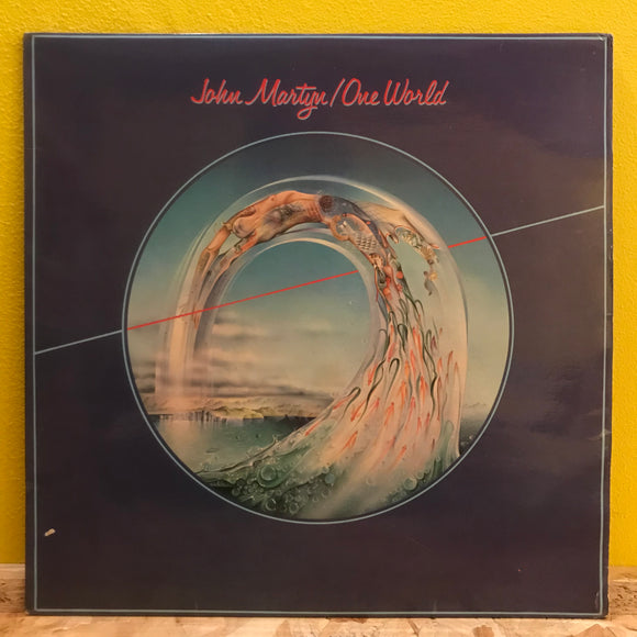 John Martyn - One World - LP - folk rock
