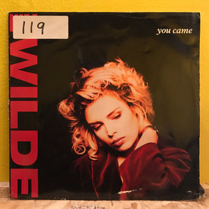 "Kim Wilde - You Came - 12"" - electronic"