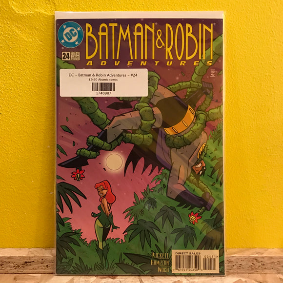 DC - Batman & Robin Adventures - #24
