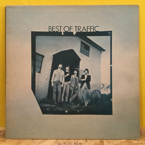 Traffic - Best of Traffic - LP - Rock