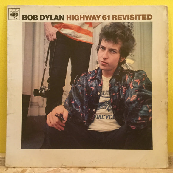 Bob Dylan - Highway 61 Revisited - LP - Folk Rock