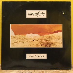 "Mezzoforte - No Limit - 12"" single - jazz funk"