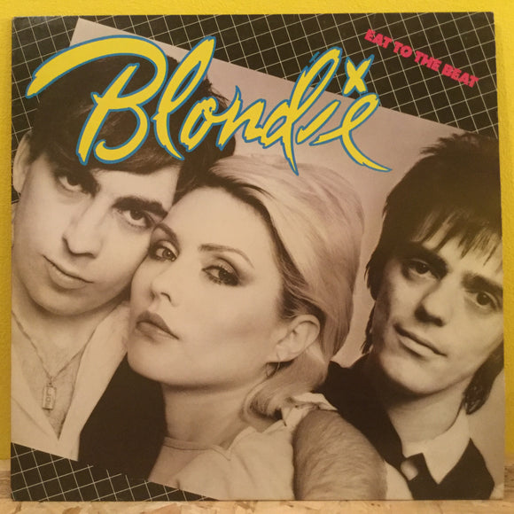 Blondie - Eat to the Beat - LP - new wave