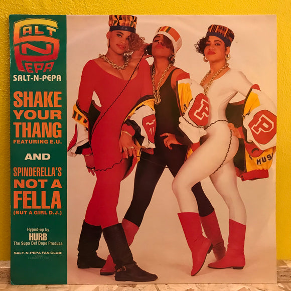 Salt N Pepa - Shake Your Thang - 12