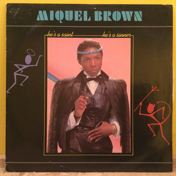 Miquel Brown - He's a Saint He's a Sinner - 12