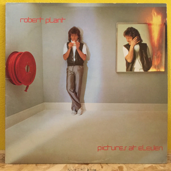 Robert Plant - Pictures at Eleven - LP - Rock