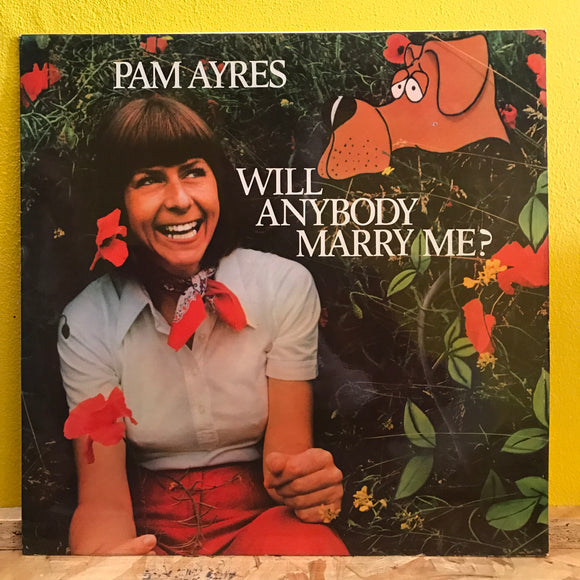 Pam Ayres - Will Anybody Marry Me - LP - comedy