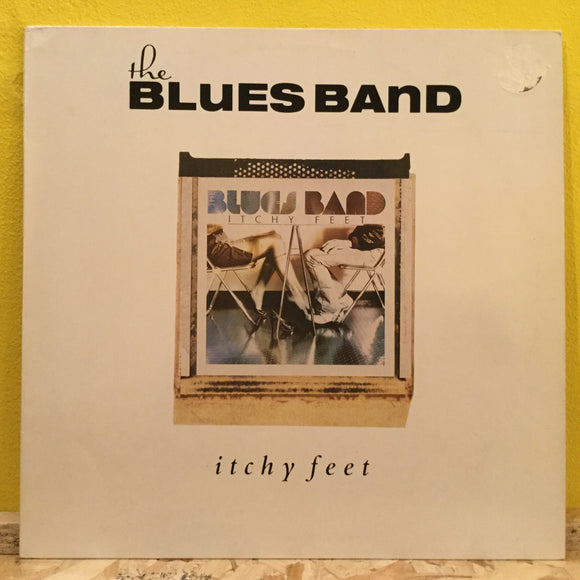 The Blues Band - Itchy Feet - LP - Blues Rock