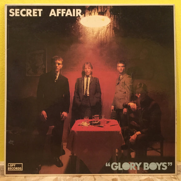 Secret Affair - Glory Boys - LP - mod/rock