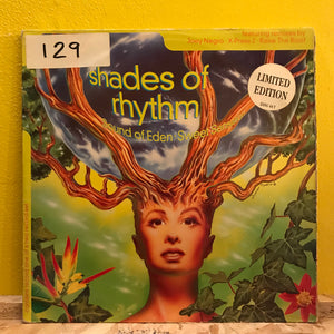 "Shades of Rhythm - Sounds of.. - 12"" - electronic"