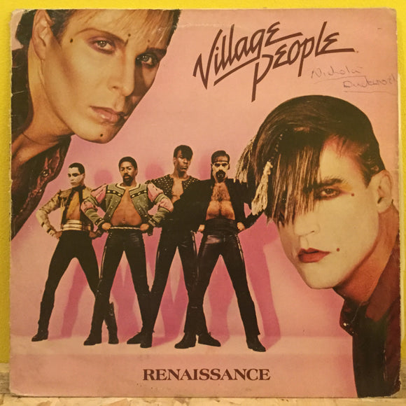 Village People ‎– Renaissance - LP - disco