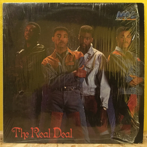 Mac Band - The Real Deal - LP - Funk