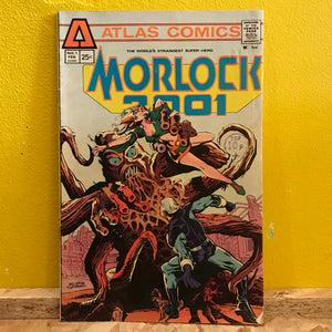 Atlas Comics - Morlock 2001 - Comics (Issue 1) - Independent