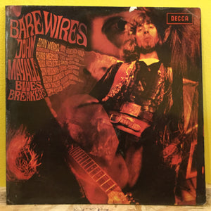 John Mayall's Blues Breakers - Bare Wires - LP - blues rock