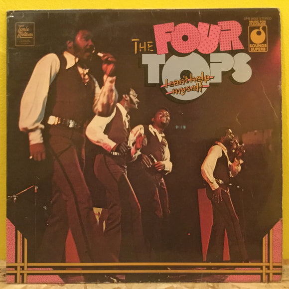 The Four Tops - I Can't Help Myself - LP - funk/soul