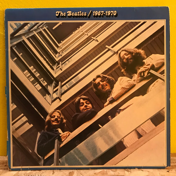 The Beatles - 1967-1970 - Rock - 1973 LP